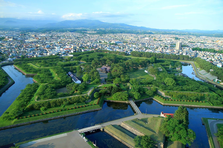Image of Goryokaku