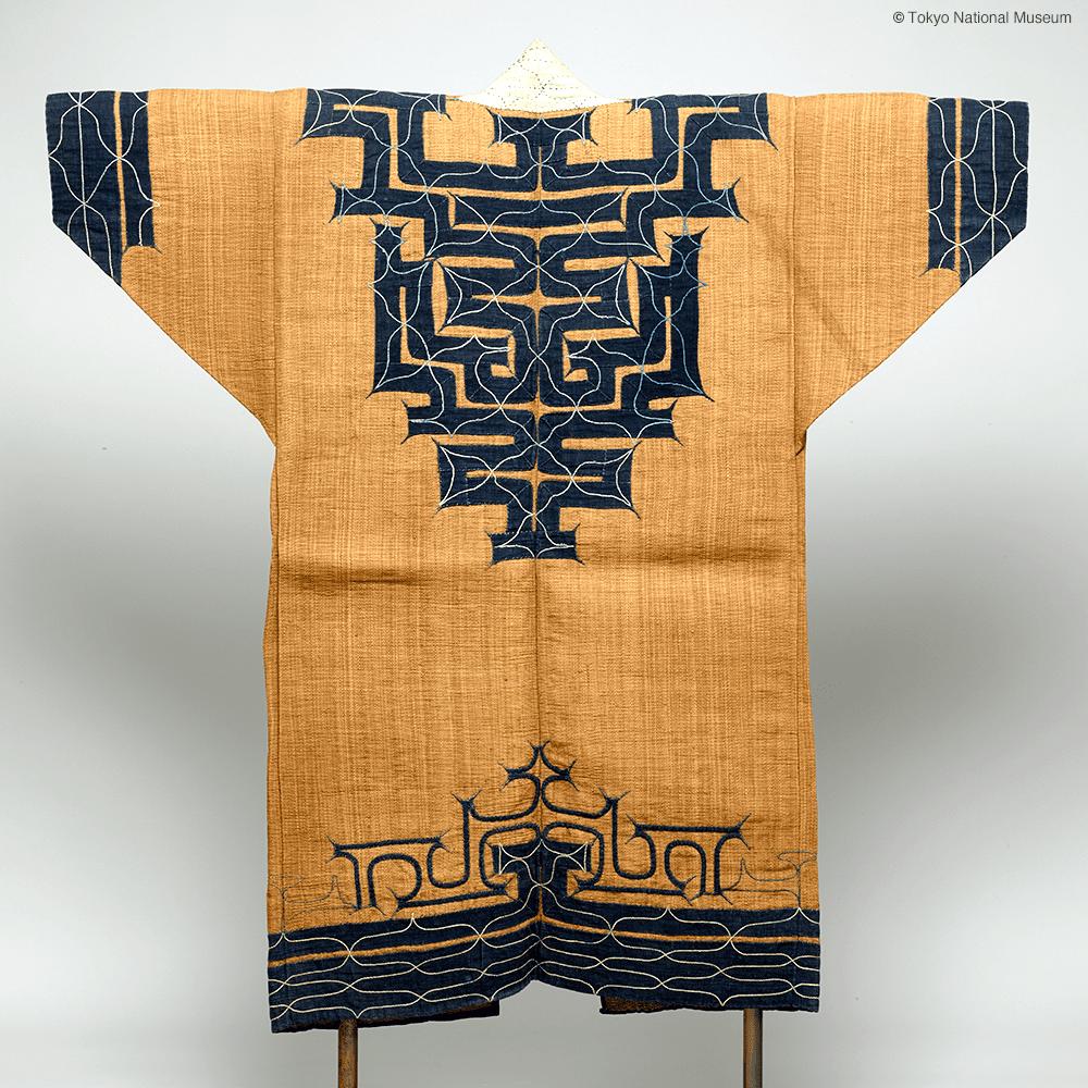 Ainu traditional dress