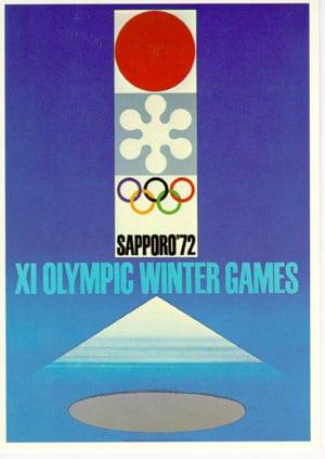 sapporo 1972 poster